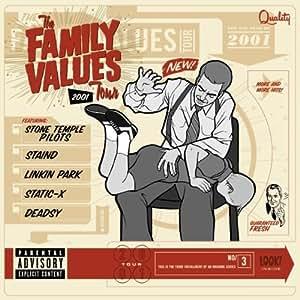 Family Values Tour 2001