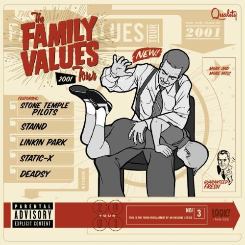 Price comparison product image Family Values Tour 2001