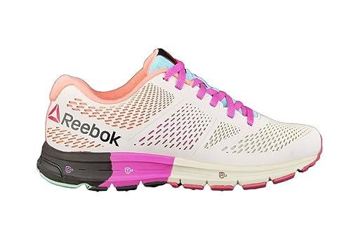 Reebok Zapatillas de Running para Mujer, Color Blanco