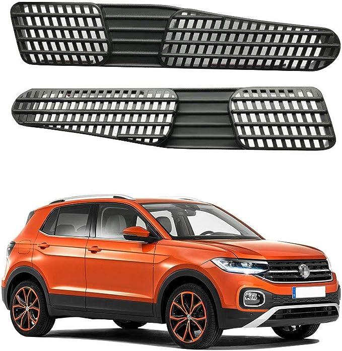 N//A Protezione Paraurti Posteriore in Acciaio Inox Car-Cover Sill Fit for VW T-ROC 2019 2020