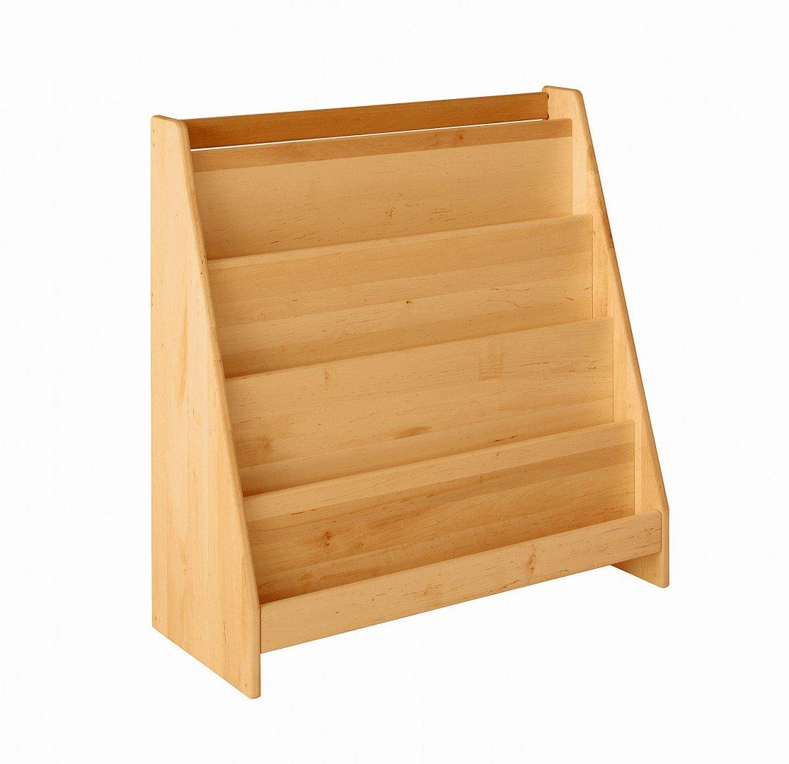 BioKinder 23455 Robin Kinder-Bücherregal aus Massivholz Erle