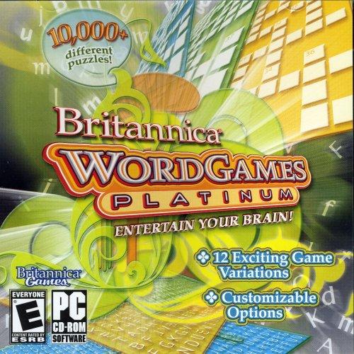 Britannica Word Games JC - PC ()