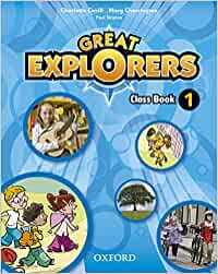 Great Explorers 1: Class Book Pack - 9780194507080: Amazon