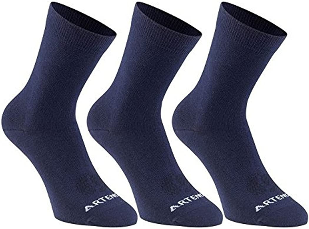 Decathlon artengo Rs750 adulto alta calcetines de deporte 3 ...