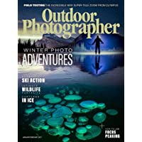 1-Year (11 Issues) of Outdoor Photographer Magazine Subscription