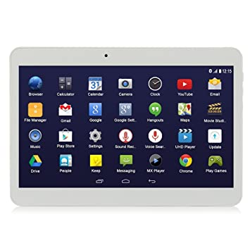106 Inch Smart Phone G Android WiFi Tablet Phablet With 2 SIM