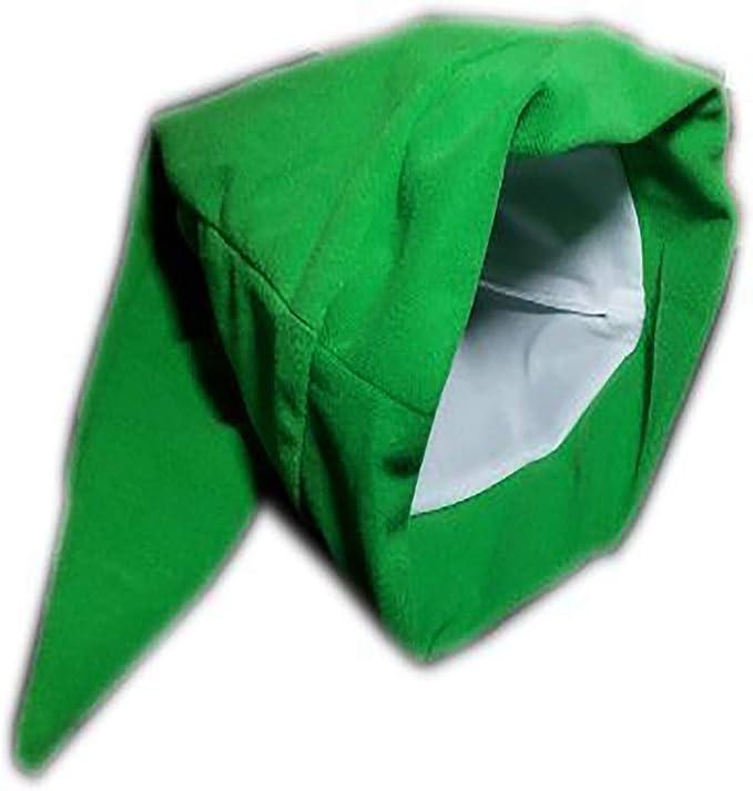 Gorro verde Link