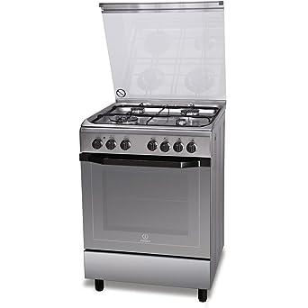 Indesit I6tmh2afxi Cocina Cocina Independiente Acero