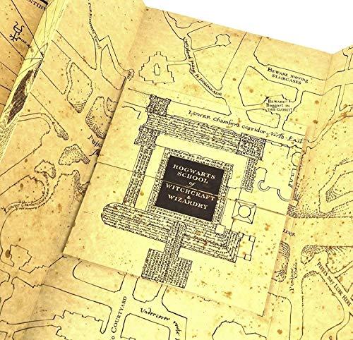 Harry Potter Marauders Map