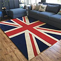 Tapis Style Angleterre, Tapis Drapeau Anglais pour Salon ...