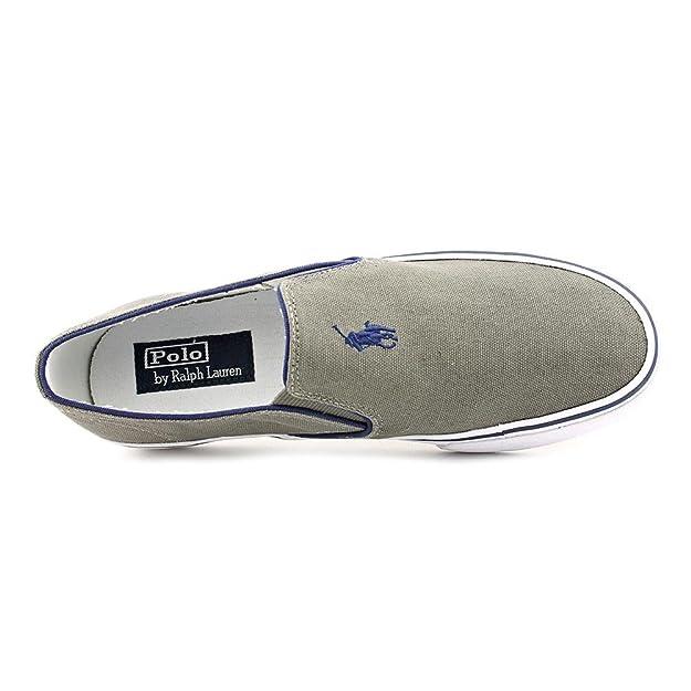 Polo Sport Ralph Lauren Mansheim Hombre Mocasines Zapatos Talla: Amazon.es: Zapatos y complementos