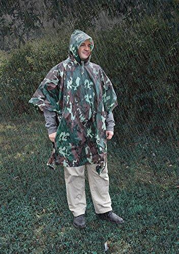 ust rain poncho - 2
