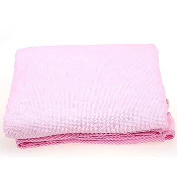winnereco suave albornoz de baño de microfibra absorbente secado toalla de playa falda vestido