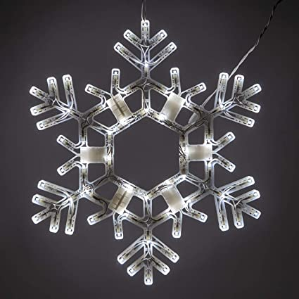 various colors 5edf1 d4e08 Kringle Traditions Lighted Twinkle Snowflake - 20
