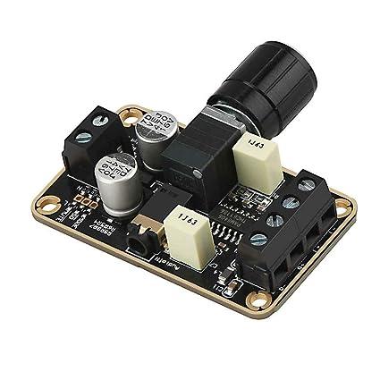 PAM8406 5Wx2 estéreo de doble canal amplificador digital de potencia de audio Junta 5V Tipo D