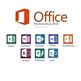Microsoft Office Professional 2013 Full licence - 1PC (on USB Disc) - 32/64-Bit - multilingual