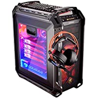 Cougar Panzer Max ATX Full Tower Gaming Computer Case Chassis (Black)