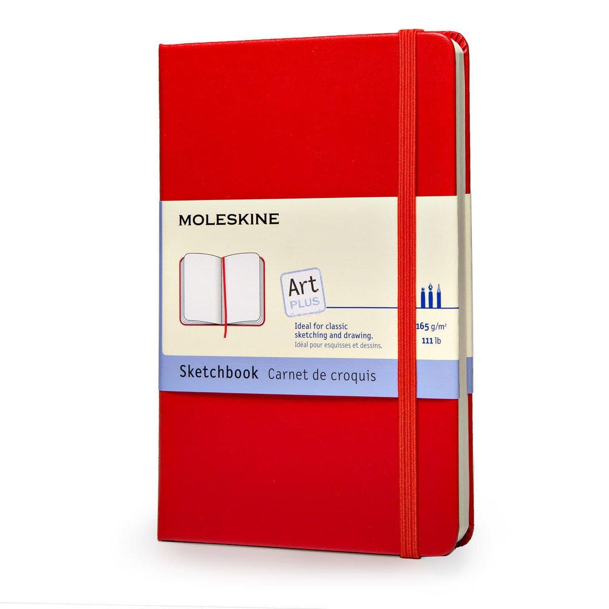Moleskine Sketchbook Pocket Classic Notebooks