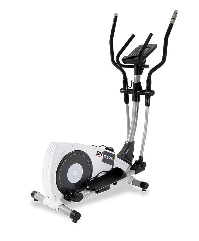 BH Fitness - Bicicleta elíptica i.nls14 Top Dual: Amazon.es ...
