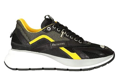 quality design ca341 7ef4e 4US Cesare Paciotti SSPU1TSZ Zed, Scarpe Uomo, Sneakers ...