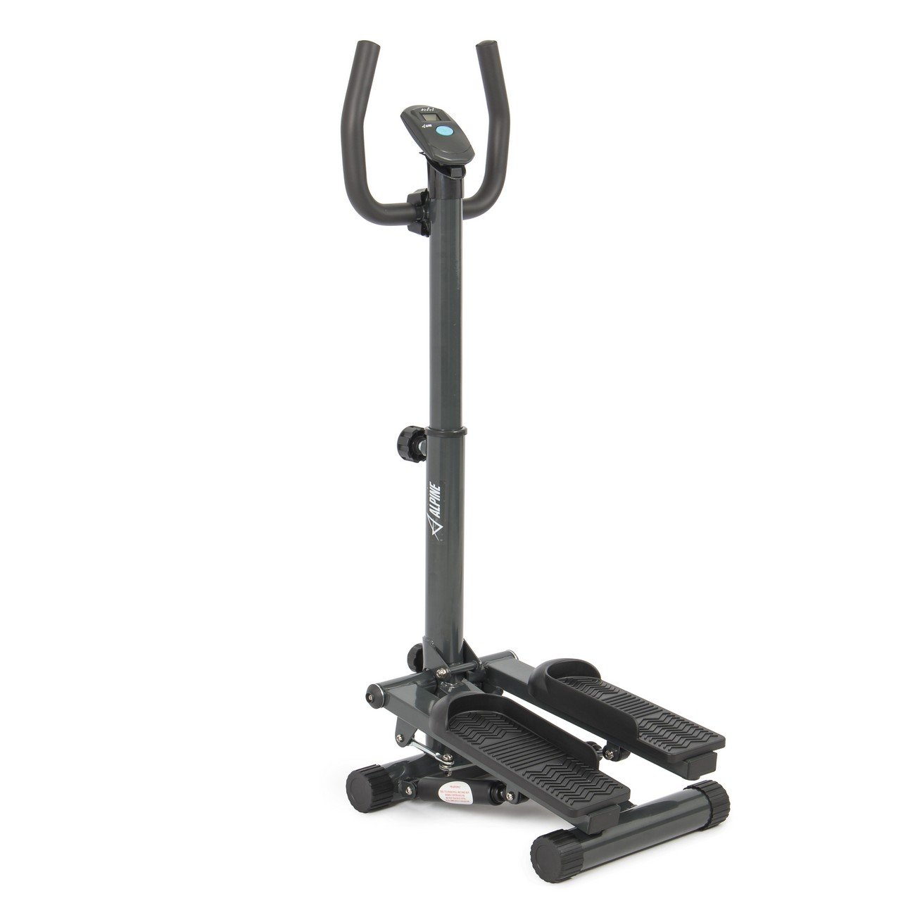 Akonza Stepper with Handle Bar, Step LCD Display, Fitness Equipment GYM Training Body Workout