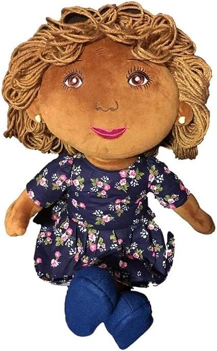 """Handmade Talking Grandmas2Share Dolls 18/"""""""