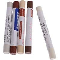 Blesiya 5 Stuks Hout Correctie Pen Meubel Pen Reparatie Pen Hout Pen Reparatie Hout Marker
