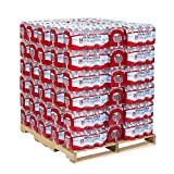 Crystal Geyser Pallet Of 84 Cases, Of Alpine 100% Natural Spring Water, 24 16.9oz bottlesper Case, Bottled at The Source