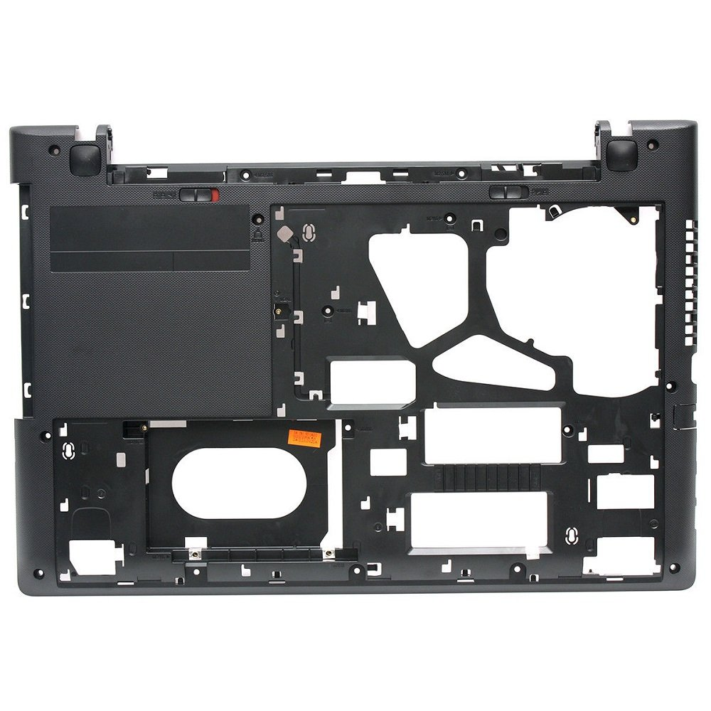 Lenboes Laptop Palmrest Shell Upper Case without Touchpad Replacement for IBM Lenovo G50 G50-45 G50-70 G50-80 Z50 Z50-45 Z50-70 Series