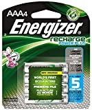 Energizer Rechargeable Batteries Size AAA(5 Pack)