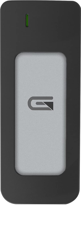 Glyph Atom SSD 2TB Silver (External USB-C, USB 3.0, Thunderbolt 3)