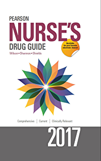 Amazon. Com: pearson nurses drug guide 2017: pear nurs drug gd 2017.