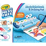Crayola Color Wonder Magic Light Brush & Drawing Pad, Mess Free Coloring, Ages 3, 4, 5, 6, 7