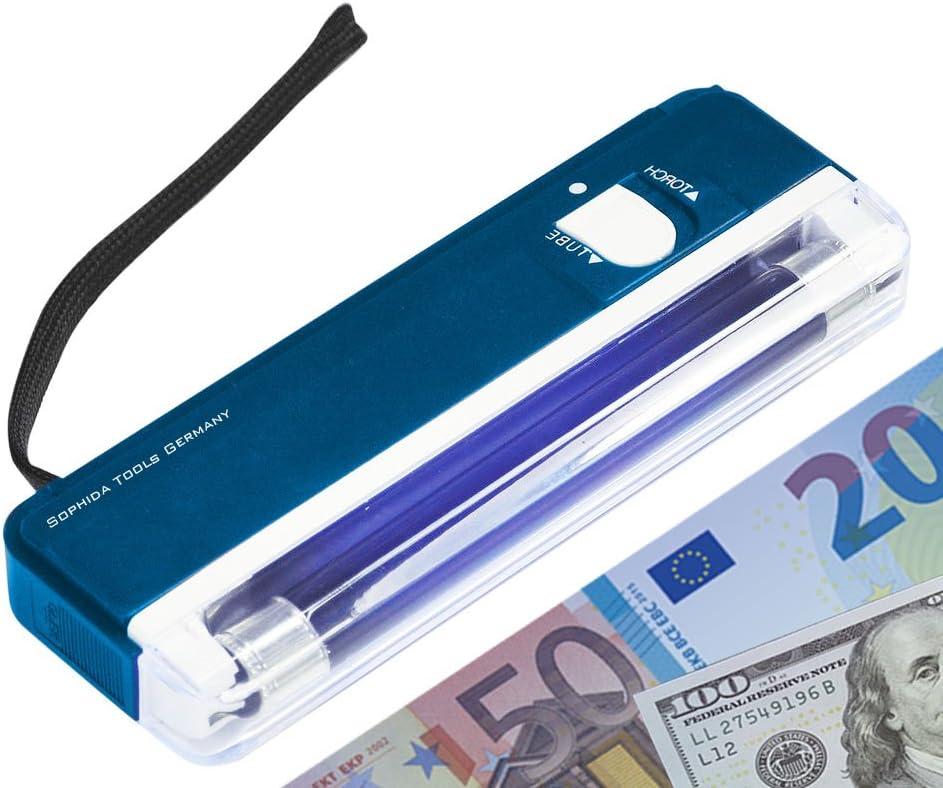 301 Schwarzlicht UV-Lampe Geldscheinprüfer Handlampe,Geld-Prüfer,Ultraviolett