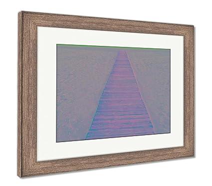 Amazon.com: Ashley Framed Prints Almeria Cabo Gata San Jose ...