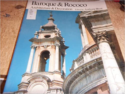 Baroque and Rococo - Architecture and Decoration