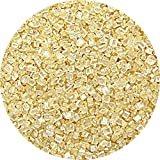 Natural Yellow Nuts Dairy Soy Gluten GMO Free Shimmer Sparkling Sugar Bulk Pack.