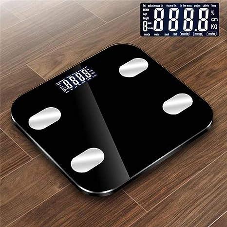 LIAOLEI10 Escala de peso 0.2-150KG Báscula de peso digital ...