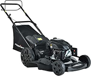 PowerSmart PSM2022 22 in. 3-in-1 200cc Gas Self Propelled Lawn Mower