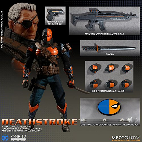 Deathstroke DC Universe One: 12 Collective Action Figure