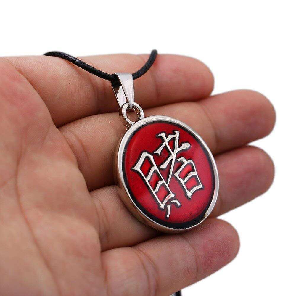 Inveroo Naruto Tsunade Necklace Anime Pendant Fashion Rope Chain Necklaces /& Pendants Women Men Charm Gifts Jewelry