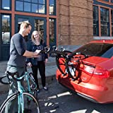 Saris Bones Car Trunk Bike Rack, 2 and 3 Bike Options