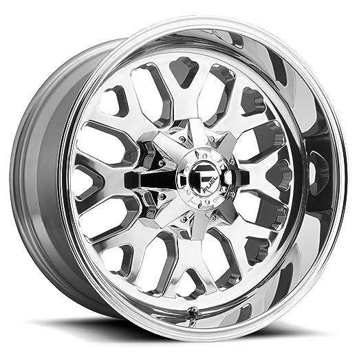 Amazon Com Fuel D586 Titan 20x9 8x180 20mm Polished Wheel Rim