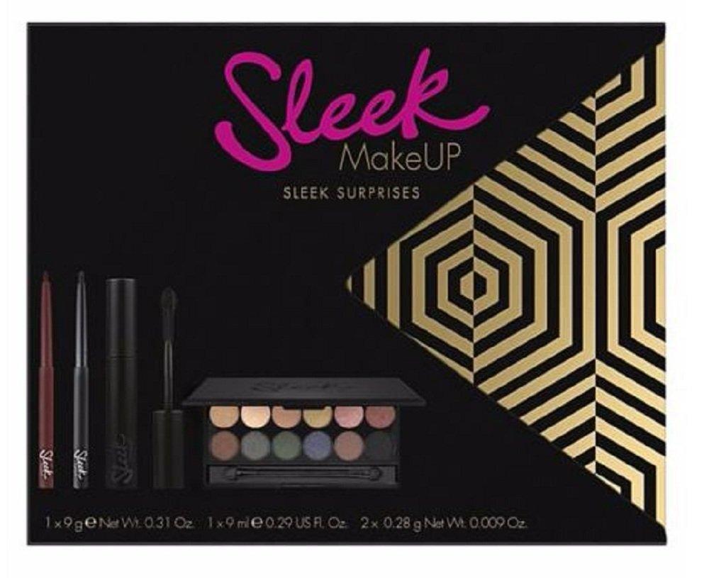 New Gift XMAS offer Sleek Makeup Sleek Surprises gift (Smoke & Mirrors) For Her, Gift Set, New Arrival, Gift Box, Black Friday, XMAS, Kit, Beauty, Sleek