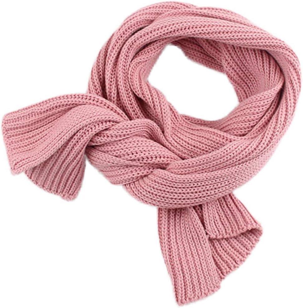 DGYEG44 Feather Pen Printing Scarf Kids Warm Soft Fashion Scarf Shawl For Autumn Winter