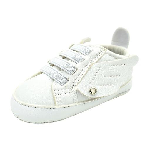 Zapatos Bebe niña Primeros Pasos, K-youth® recién Nacido niñas Cuna ...