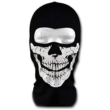 Original Windmask Sturmhaube Totenkopf Skull Face 2 Amazon De