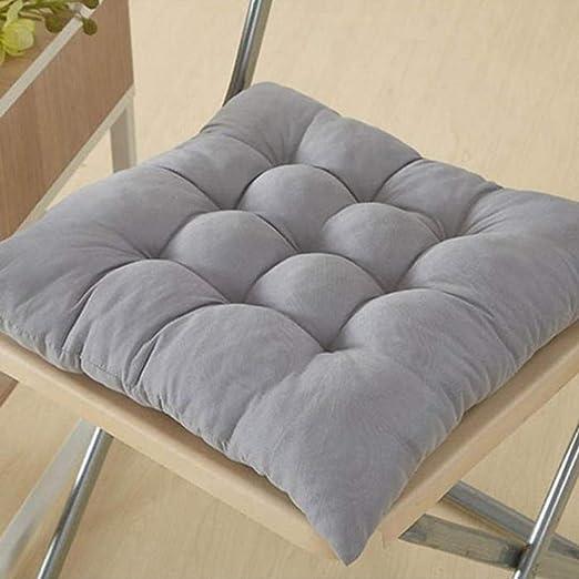 Cojines de Asiento para sofá de Bar de Color sólido y ...