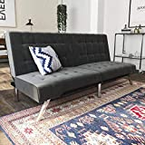Best Futons - DHP Emily Futon Couch Bed, Modern Sofa Design Review