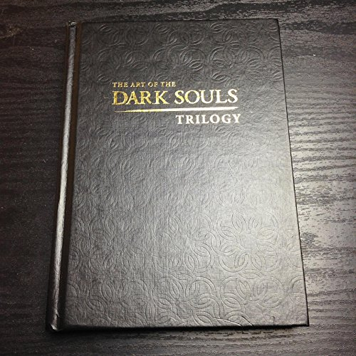 Price comparison product image The Art Of The Dark Souls Trilogy I II III Hardcover Art Book